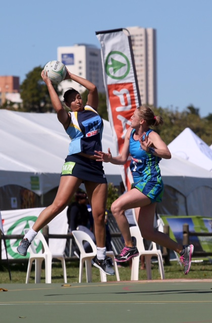 TOP TEAMS OFF TO A GOOD START IN NETBALL CHAMPIONSHIPS