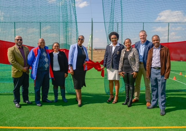 CRICKET AND NETBALL TO DEVELOP MULTI-PURPOSE FACILITY AT BOTSHABELO HUB