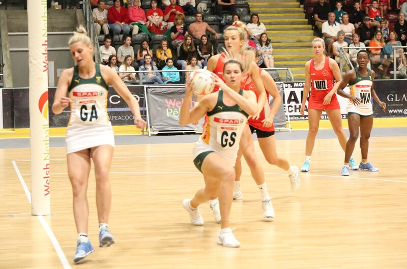 SPAR PROTEAS CLINCH NETBALL TEST SERIES OVER WALES