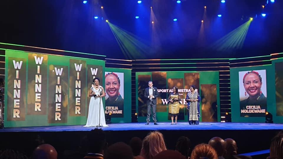 Netball South Africa wins big at the SA Sports Awards